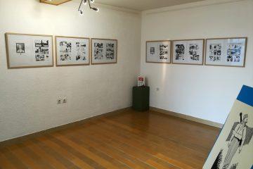 Martin Ramoveš Rob v KUD in Galerija Salsaverde