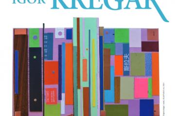 Igor Kregar kolaž in risba razstava miha erič Galerija Salsaverde Kud in Galerija salsaverde Izola